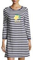 Kate Spade Look On The Bright Side Sleepshirt, Multi Pattern