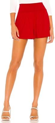 Susana Monaco Flutter Shorts