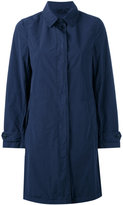 Aspesi Gabardina coat - women - Polyester/Polyimide - M