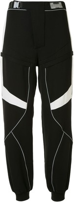 Ground Zero Panelled Track Trousers