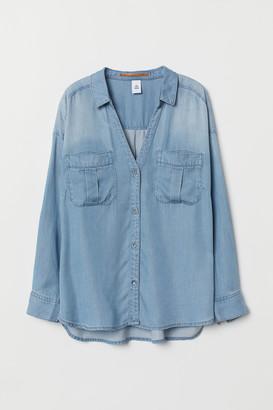 H&M Lyocell shirt