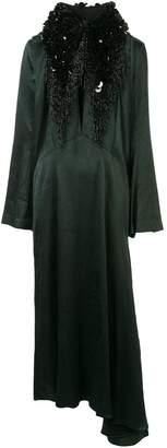 16Arlington Rachel embellished-collar dress