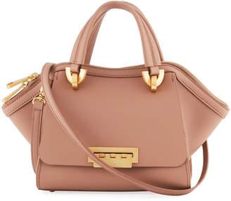 Zac Posen Eartha Small Leather Top Handle Bag