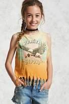 Forever 21 Girls Festival Tank Top (Kids)
