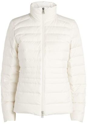 Ralph Lauren Down-Filled Quilted Jacket