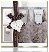 Baylis & Harding La Maison - Crème Brulee & Cocoa Luxury Slipper Set