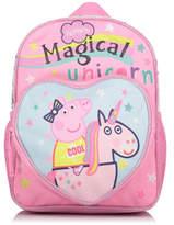 George Peppa Pig Unicorn Rucksack