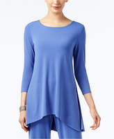 Alfani Jersey High-Low Tunic, Only at Macy's