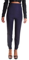 Elisabetta Franchi Women's Blue Viscose Pants.