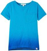 Appaman Dip Dye Tee (Toddler/Kid) - Methyl Blue - 4T