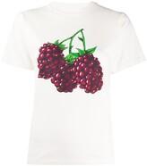 Lanvin grape-print T-shirt