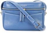 Derek Lam 10 Crosby top zip cross-body bag - women - Nappa Leather - One Size
