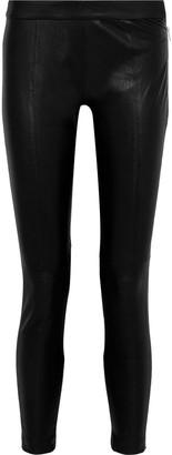 Muu Baa Muubaa Astrantia Stretch-leather Leggings