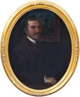 One Kings Lane Vintage Fine Gentleman by Joseph Greenbaum, 1904