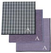 Cathy's Concepts Monogram Handkerchiefs