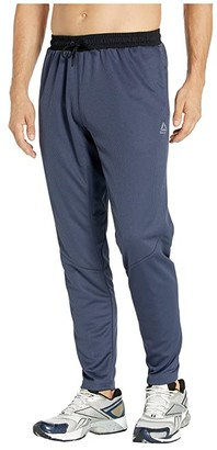 Reebok Workout Ready Trackster Pant (Heritage Navy) Men's Casual Pants