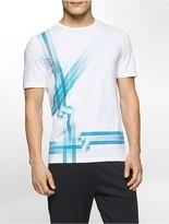 Calvin Klein Classic Fit Geometric Print T-Shirt