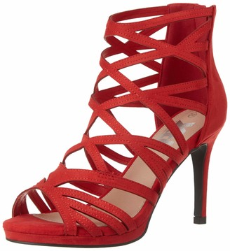 Leatherman Women's 35186 Open Toe Heels