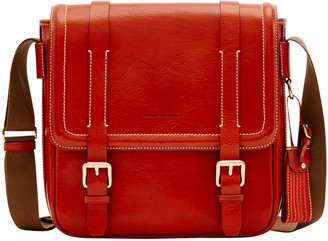 Dooney & Bourke Toscana Executive Graham Messenger