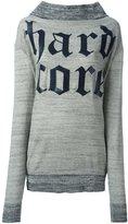 Vivienne Westwood Hardcore logo sweatshirt