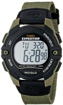 Timex Expedition Full-Size Digital Cat Nylon Strap Watch