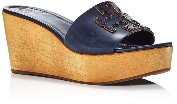 Tory Burch Women's Ines Wedge Platform Slide Sandals