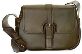 MICHAEL Michael Kors Romy Leather Saddle Bag