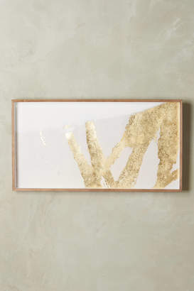 Zoe Bios Creative Goldsweep Wall Art