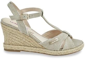 Les Tropéziennes Cerena Espadrille Wedge Heel Sandals