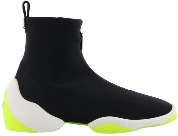 Giuseppe Zanotti Carlito Stretch Sneakers