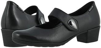 Mephisto Isora (Black City Calf) Women's Shoes