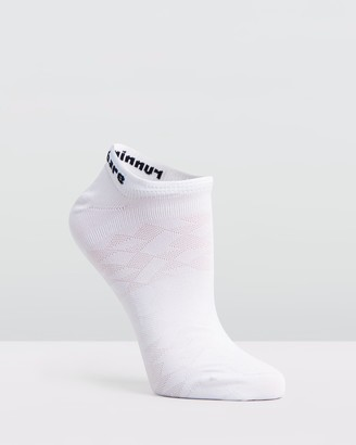 Running Bare Barely There No-Show Socks