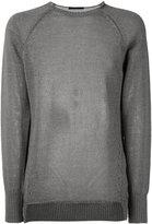 The Viridi-Anne - crew neck jumper - men - Cotton/Paper/Rayon - 3