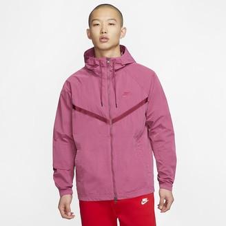 Nike Men's Hooded Jacket Sportswear Windrunner