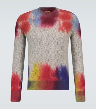 Missoni Dip-dyed wool sweater