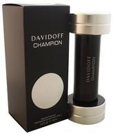 Davidoff Men's Champion EDT Spray - 3 oz