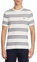 Lacoste Striped Tee