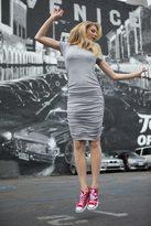 Shabby Apple Carlsbad Fitted Sheath Dress
