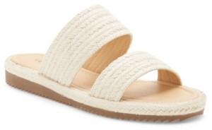 Lucky Brand Women's Decime Woven Slide Sandals Women's Shoes