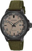 Citizen Men's Fabric Strap Watch