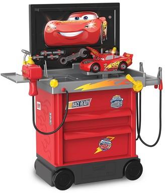Disney Lightning McQueen Service Station Cars 3