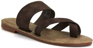 Seven7 Maldives Women's Flat Ring Toe Sandals