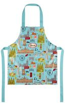 Harrods London Map Kids Apron