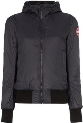 Canada Goose Dore hooded bomber jacket