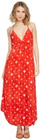 Billabong Don't Mind Maxi Dress Women's Dress