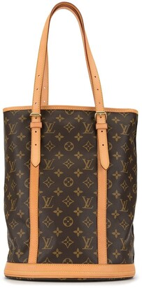 Louis Vuitton 2001 pre-owned Bucket GM shoulder bag