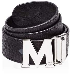 MCM Visetos Round Reversible Belt