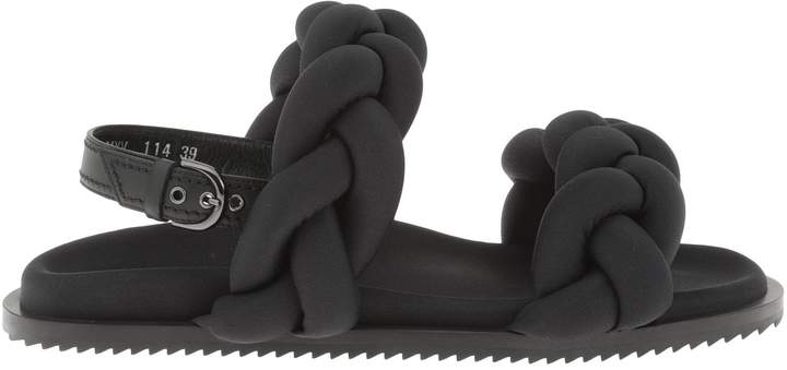 Marco De Vincenzo Tech Fabric Sandal