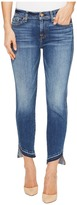 7 For All Mankind Roxanne Ankle w/ Angled Hem in Serratoga Bay Women's Jeans
