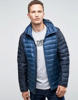 The North Face Trevail Down Jacket In Navy